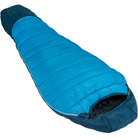 VAUDE Kobel Adjust 500 Syn Sleeping Bag Juniors baltic sea